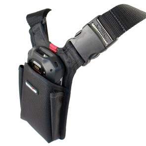 Zebra TC7x Holster With Built In Sling or Waist Belt Strap Main