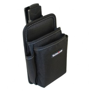 Holster with Cell Clip and Accessory Pocket for MC55/65/67