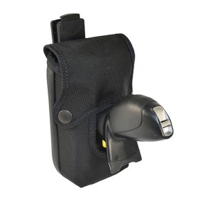 Holster with Protective Flap for Zebra TC70 With Handle