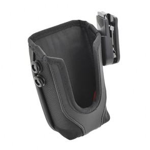 Holster with Cell Clip for TC51/56 with Trigger Handle Front View