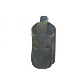 Holster with Top Flap and Rugged Clip for Dolphin 7900