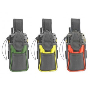 Holster, ColorID, Top Flap, Multi-position Belt Loop, MC70, MC75 w/Standard or Extended Battery