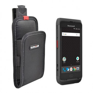 Holster with Cell Clip for Honeywell CT40 XP with or without Exoskeleton