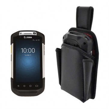 EasyClean Holster with Multi-Position Belt Loop for TC7X