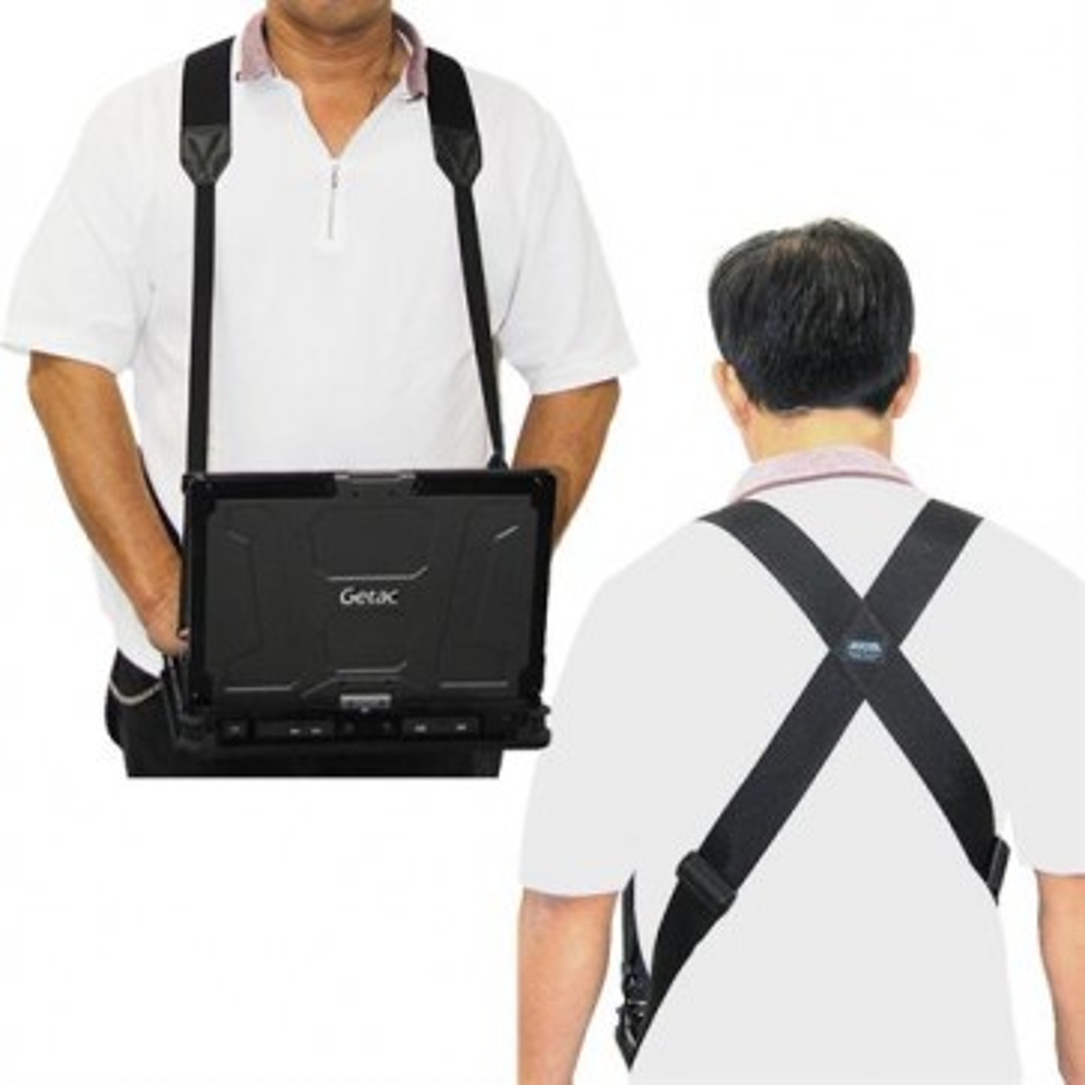 OP Case Pad with 4-Point Harness for Getac V110/V200