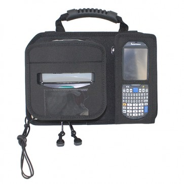 Intermec by Honeywell CN70E & RW420 Full RoutePad with Holster Front