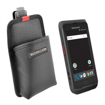 Holster with Cell Clip for Honeywell CT40 XP with Exoskeleton