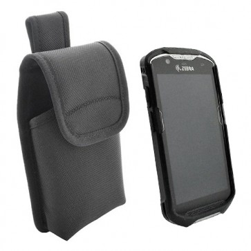 Holster with Full Flap & Multi-Position Belt Loop for TC51/56 & TC52/57 with Exoskeleton
