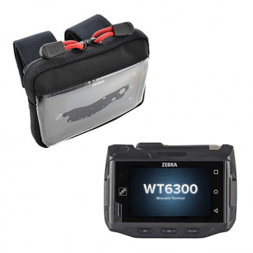 OP Case WristMount for WT6300 with Device