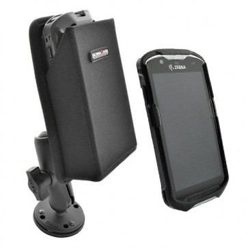 Magnetic Ram Mount Holster for TC51/56 & TC52/57 with Exoskeleton