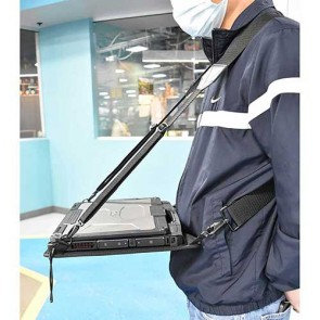 OP Case Pad and 4 Point Harness for Getac B360