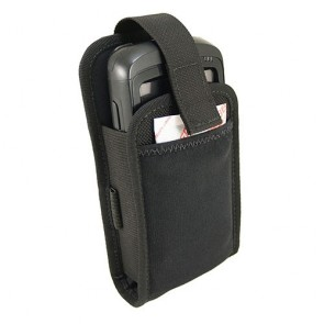 Zebra MC55/ MC65 / MC67 Holster with Retaining Strap & Accessory Pocket