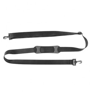 "66"" Nylon shoulder strap with plastic snap hooks - 1"" wide"