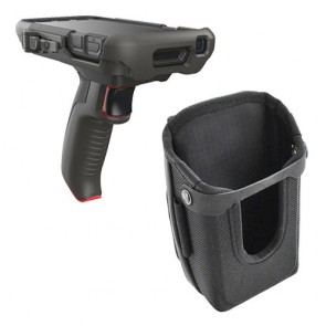 Holster with Waist Pad for Honeywell Dolphin CT60XP with Trigger Handle