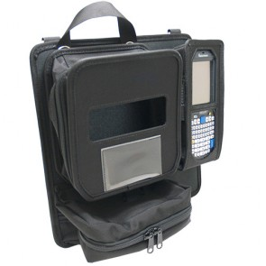 Intermec by Honeywell CN70E & PB51 Full RoutePad with Holster Side