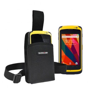 Holster with Belt Loop & Removable Leg Strap for CipherLab RS50/RS51/RK25