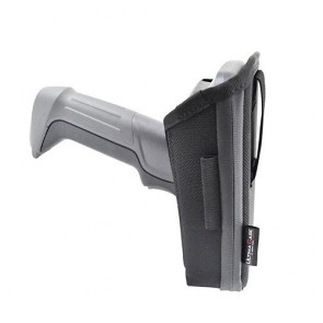 Holster with Fixed Belt Loop for Honeywell Dolphin CT40/50/60 with Trigger Handle