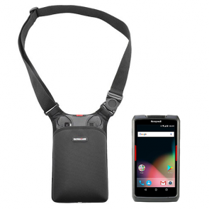 Sling/Waistbelt Holster for EDA70 with OP Case Front View