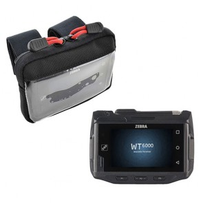 OP Case WristMount for WT6000 with Device