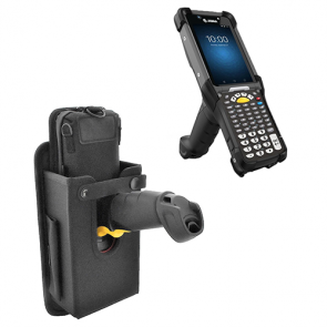 Magnetic Mount Holster for MC9300 in OP Case (OP Case Sold Separately)