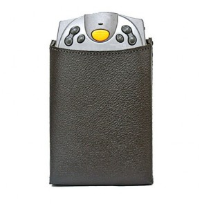 Leather Holster with Belt Loop for Symbol PPT2700/2800