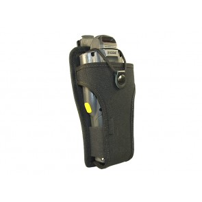 MC3200 Holster Allowing Vertical or Horizontal Wearing on Belt