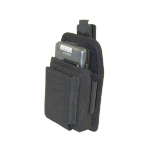 Holster with Standard Ruggedized Cell Clip for MC35 w/Boot