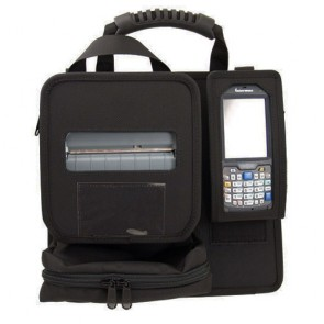 Intermec by Honeywell CN70 & PB51 Printer RoutePad with Holster Front
